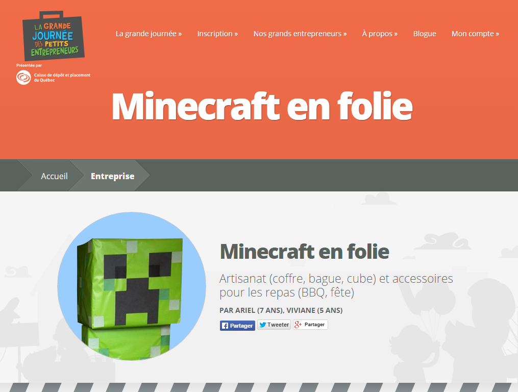 Minecraft-en-folie-Ariel-petitsentrepreneurs-2015